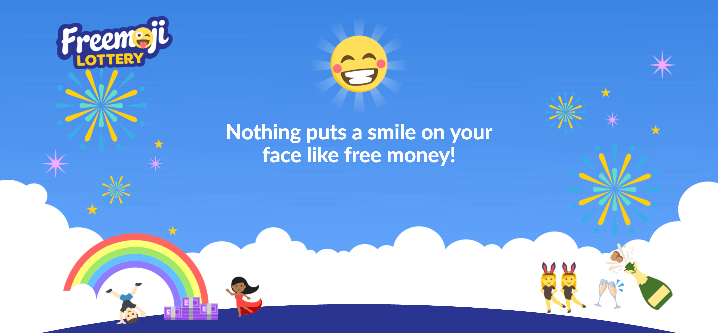 Freemoji Lottery | The Free Emoji Lottery